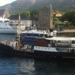 M/S Granvin avgang         Bergen