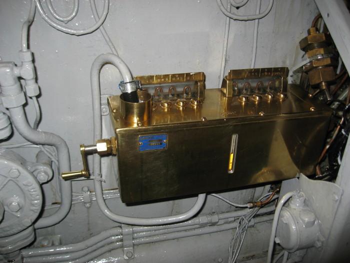Smøreapparat